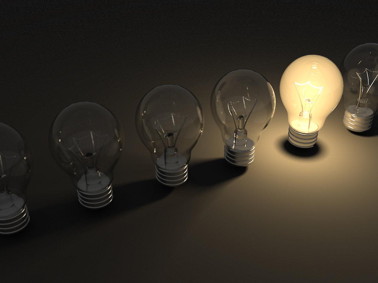 De la idea feliz a la idea de negocio